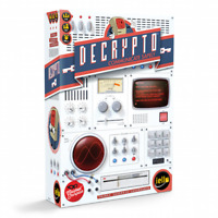 Decrypto Board Game Iello Games IEL00072 Secret Code Breaking Family Party