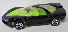 1996 Hot Wheels Pontiac Banshee #457-Metal Flake Black Paint