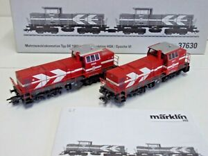 Märklin HO 37630 Diesellok Doppeltraktion HGK  ,mfx, Digital,Sound, in Ovp.(C83)