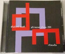 DEPECHE MODE - Personal Jesus 2011. Remixes (Maxi-Single, Promo, 12 tracks)
