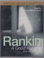A Good Hanging Other Stories Part 1 Ian Rankin 2 Cassette Audio Book Rebus