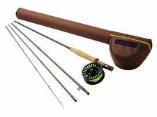 Redington Path II 690-4 Fly Rod Outfit - 9' 6wt, 4pc rod, reel and line - New