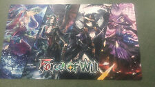 Force of Will Dark  Play Mat