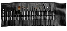 Royal and Langnickel 18 Piece Essentials Brush set including Black Brush Roll