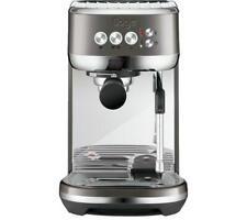 Sage The Bambino Plus Espresso Coffee Machine SES50SHY Smoked Hickory/