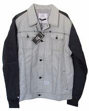 Bonneville Lightweight Jacket by ORISUE Men's XL Gray NWT