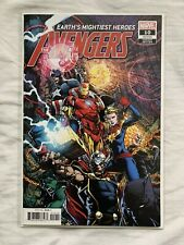 Avengers #10 (2018) LGY 700 Finch Variant NM UNREAD CGC IT