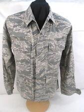 USAF Tiger Stripe Digital Camouflage Combat BDU Coat or Shirt - Size Small Short