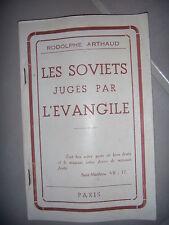 Russie: Les Soviets jugés par l'Evangile, BE