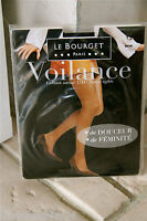 collant voilance satiné 15D noir LE BOURGET neuf emballé HAUT DE GAMME taille 4