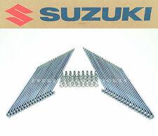 New Genuine Suzuki Rear Wheel Spoke Set Early T GT GS 250-500 (See Notes) #X18