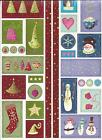 CREATIVE MEMORIES HOLIDAY SPARKLE Jumbo Great Lengths CHRISTMAS & WINTER Theme