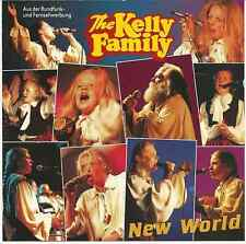 (CD) The Kelly Family - New World (1990)