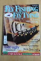 Fly Fishing and Fly Tying Magazine - December 2006