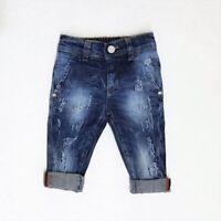 Jeans Con Tasche America Slim Fit Bambino Manuell & Frank MF1142B