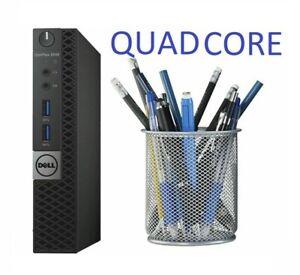 DELL 3060 MICRO MINI Tiny PC i5 8TH GEN 8 GB RAM 120GB SSD WIFI HDMI AB15