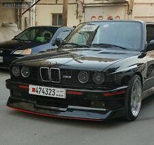 E30 Headlights Pair HELLA DARK style Headlight Lights Smoke Smoked Black BMW M3