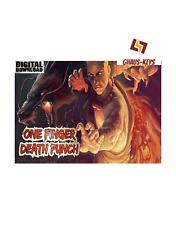 One Finger Death Punch STEAM PC Download Key Code Neu Global [Blitzversand]
