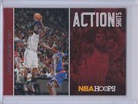 2013/14 LEBRON JAMES PANINI NBA HOOPS ACTION SHOTS #13