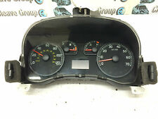 FIAT PUNTO MK 2 Speedo Orologi Strumento Cluster 99-05 1.2 5-sd 46833372