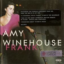 AMY WINEHOUSE 'FRANK (SPECIAL EDITION)' 13 TRACK CD