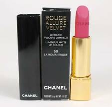 Chanel Rouge Allure Velvet Luminous Matte Lipstick  #50 La Romanesque NIB