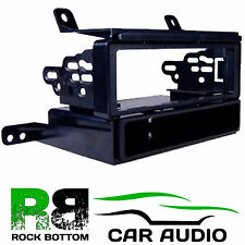 Nissan Navara 2007 On Single Din Car Stereo Radio Facia Fascia Panel
