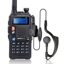BAOFENG UV-5X UHF VHF Dual Band Two-Way Radio 136-174/480-520MHz UV-5R upgrades