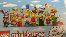 LEGO The SIMPSONS ~ Complete Set of All 16 Minifigures 71005
