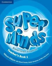 Super Minds American English Level 1 Teacher's Book VERY GOOD