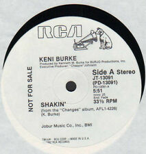 "12"" US**KENI BURKE - SHAKIN' (RCA '82 / PROMO)***16583"