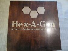 Hex-A-Gon Board Game Catalyst Game Labs New & Sealed Free Postage