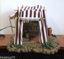 "Fontanini Nativity 5"" Kings Purple Tent #50251 Nib (F4) Please See Description"