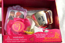 """AG Our Generation Horse Show Champion Set 18"""" Girl Doll HORSE Accessories NEW!"""