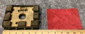 Rectangular Steel Rule Cutting Die(5 1/2 By 4Inches )