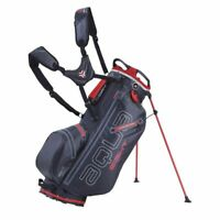 Big Max Aqua Eight Waterproof Golf Stand Bag - Black NEW! 2020