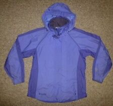 COLUMBIA VERTEX Purple Warm Winter SKI JACKET Coat Size Women's MEDIUM Cute Nice