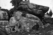New 5x7 Civil War Photo: Devil's Den Rock Formations, Gettysburg Battlefield