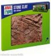 Juwel Stone Clay Motiv Aquarium Rückwand Fels Aquarienrückwand