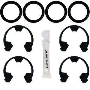 Water Softener Clip and O-Ring Kits 7337571 and 7337563