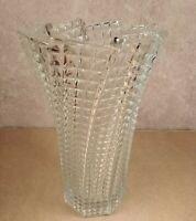 Vintage Pressed Glass Celery Vase