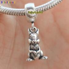 S925 Sterling Silver Disney Thumper Dangle Charm Pendant Fit Bracelet From Bambi