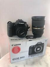 CANON EOS 80D + CANON EF50mm f/1.8 STM + TAMRON SP 24-70mm F/2.8 Di VC USD