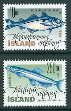 Fish Single Icelandic Stamps