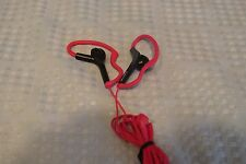 Sony MDR AS200 Active Sports Stereo Water Resistant Headphones Pink $19