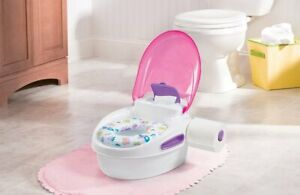 Summer Infant - Step By Step Potty - Pink