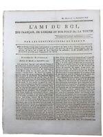 Avignon pendant la Révolution Française 1791 Carpentras Musnier de Pleignes