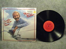 33 RPM LP Record Marty Robbins Everything I've Always Wanted 1981 JC 36860