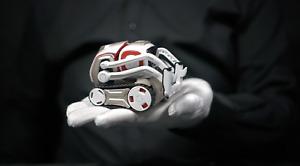 Genuine Anki Cozmo Interactive Robot White - 'The Masked Man'