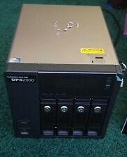 Tandberg Data DPS2000 NAS w/ 8tb 4x 2tb Drives (QNAP TS-459)